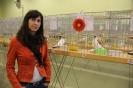 Moja kochana żona na wystawie w Tomaszowie Maz.
